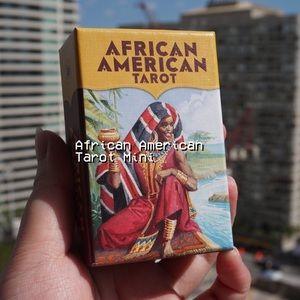 🌿 African American Tarot (Mini) Deck
